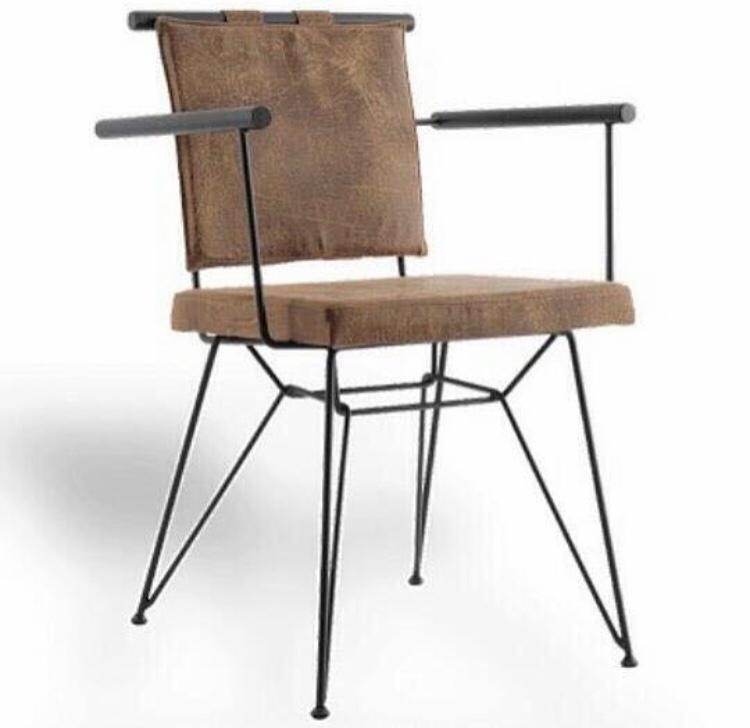 Kolçaklı Sandalye