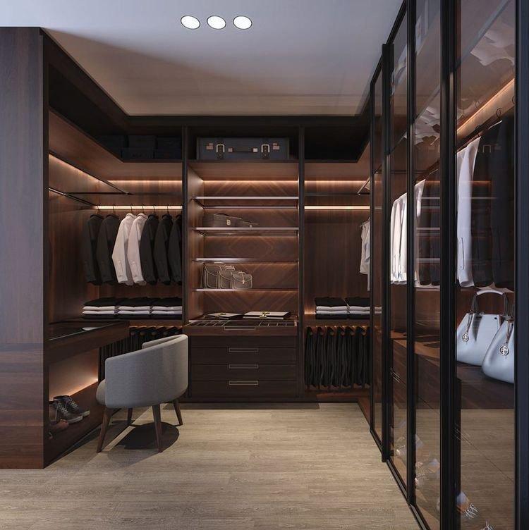 Modern Giyinme Odası 0001