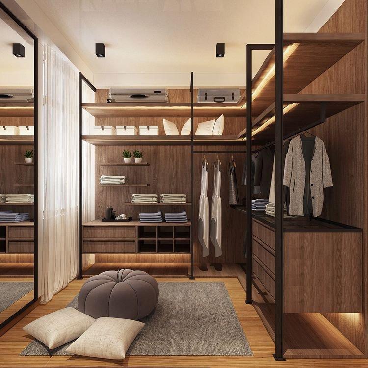 Modern Giyinme Odası 0002