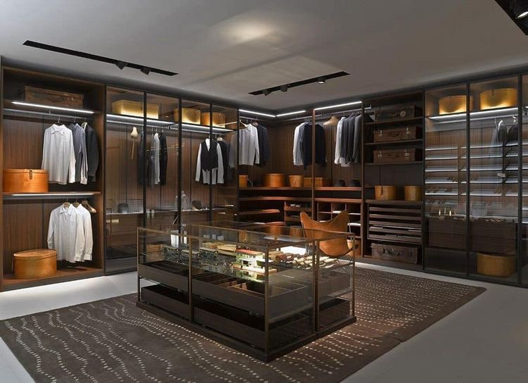 Modern Giyinme Odası 0004
